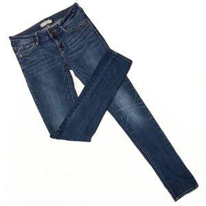 Bullhead Blue Skinny Jeans Size 1